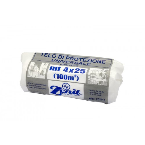 Folie de acoperit HD 1150 gr, 4x25 m